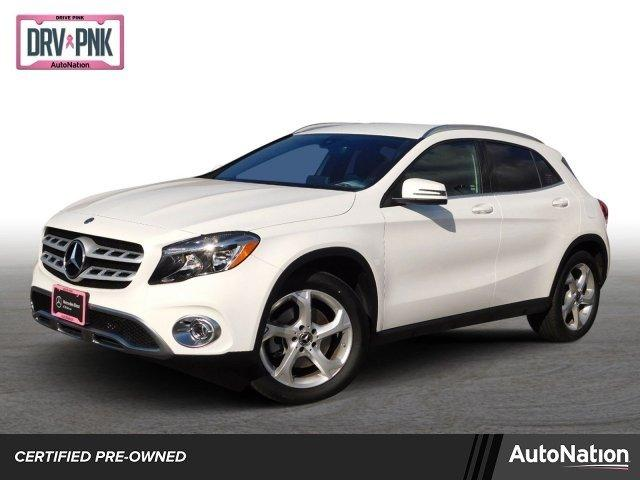Certified 2018 Mercedes-Benz GLA 250 4MATIC BELLEVUE,