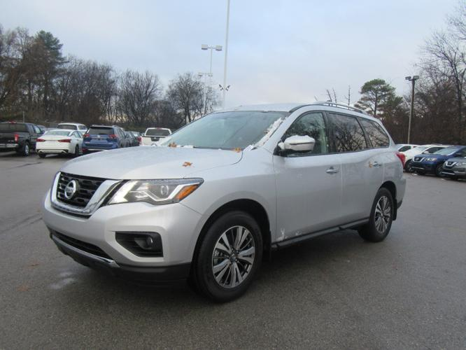 Certified 2018 Nissan Pathfinder S Knoxville, TN 37919