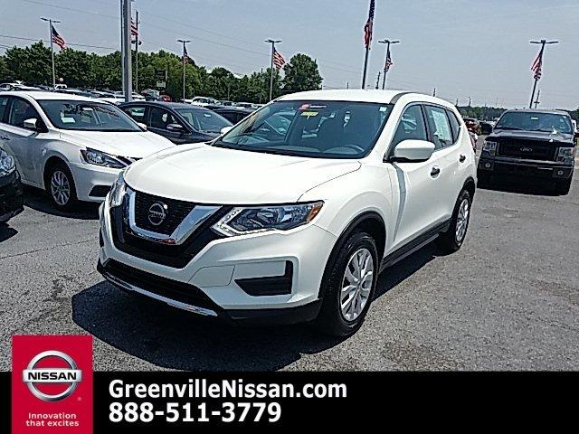 Certified 2018 Nissan Rogue S GREENVILLE, NC 27834