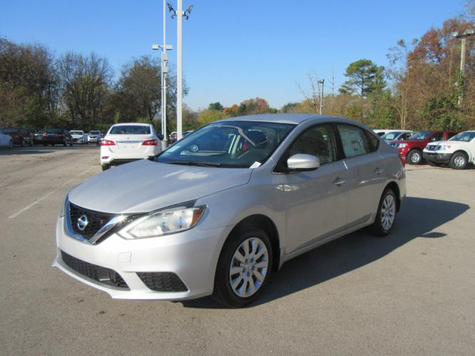 Certified 2018 Nissan Sentra S Knoxville, TN 37919