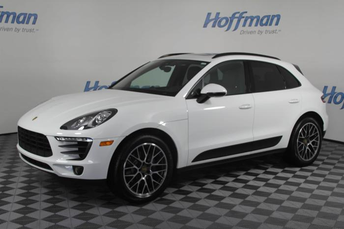 Certified 2018 Porsche Macan East Hartford, CT 06108