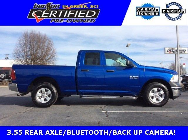 Certified 2018 RAM 1500 Tradesman GREER, SC 29652