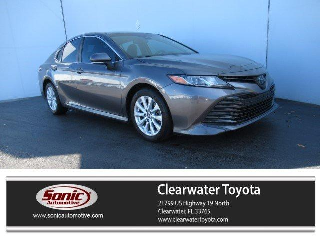 Certified 2018 Toyota Camry LE Clearwater, FL 33765