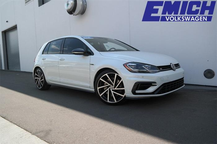 Certified 2018 Volkswagen Golf R 4-Door DENVER, CO