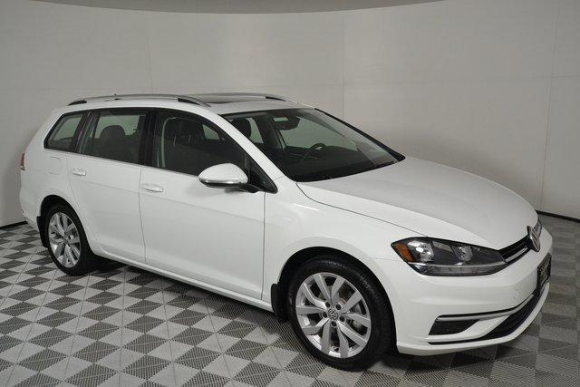 Certified 2018 Volkswagen Golf SportWagen SEL Seattle,