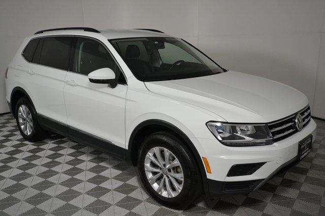 Certified 2018 Volkswagen Tiguan 4Motion Seattle, WA