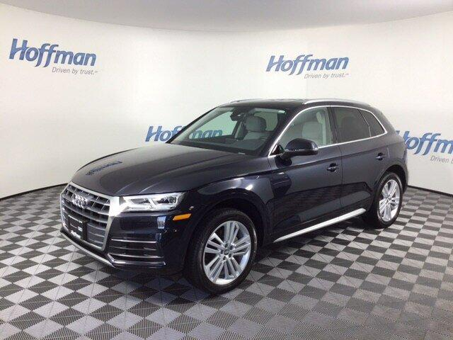 Certified 2019 Audi Q5 2.0T Premium Plus East Hartford,