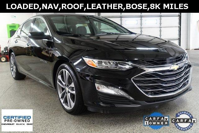 certified 2019 chevrolet malibu premier w 2lz lima, oh 45807 for sale in lima, ohio classified americanlisted.com