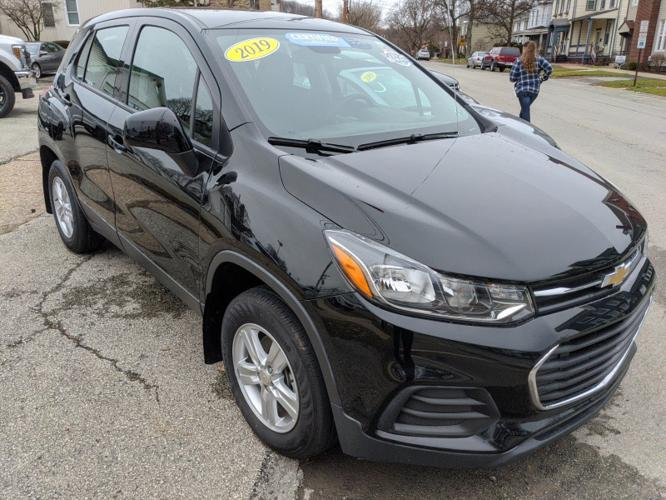 Certified 2019 Chevrolet Trax AWD LS Indiana, PA 15701