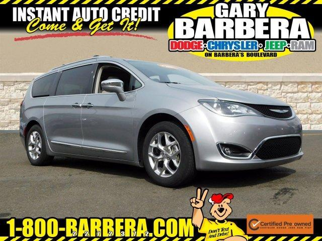 Certified 2019 Chrysler Pacifica Limited Philadelphia,