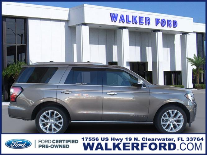 Certified 2019 Ford Expedition 2WD Platinum CLEARWATER,