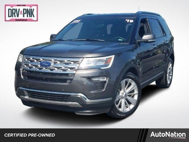 Certified 2019 Ford Explorer FWD Limited Jacksonville,