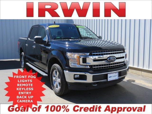 Certified 2019 Ford F150 XLT Laconia, NH 03246