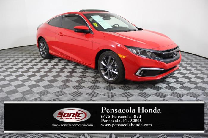 certified 2019 honda civic ex coupe pensacola, fl 32505 for sale in pensacola, florida classified americanlisted.com