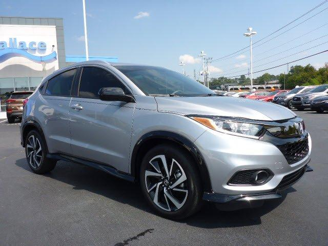 Certified 2019 Honda HR-V AWD Sport Knoxville, TN 37912