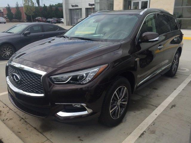 Certified 2019 INFINITI QX60 AWD Greenville, SC 29607