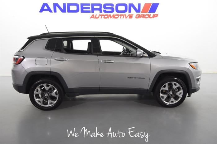 Certified 2019 Jeep Compass Limited Rockford, IL 61108
