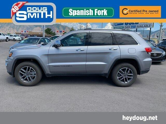 Certified 2019 Jeep Grand Cherokee 4WD Limited SPANISH