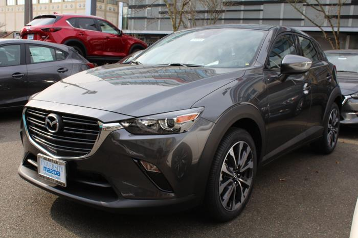 Certified 2019 MAZDA CX-3 AWD Touring Seattle, WA 98105