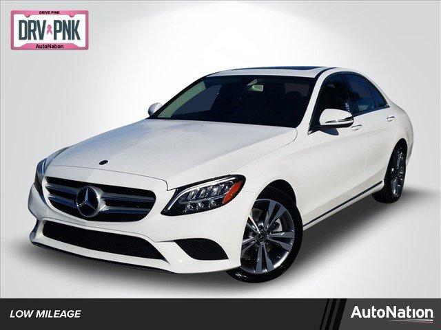 Certified 2019 Mercedes-Benz C 300 Sedan Sarasota, FL