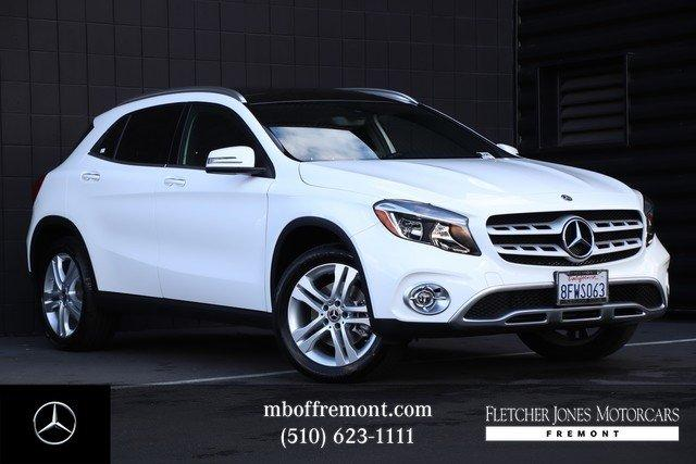 Certified 2019 Mercedes-Benz GLA 250 4MATIC Fremont, CA