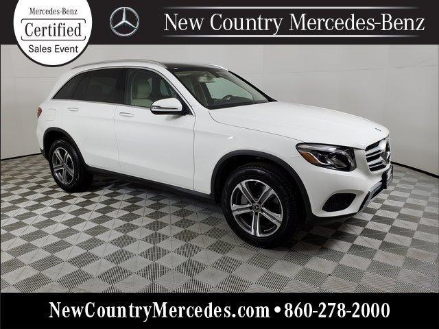 Certified 2019 Mercedes-Benz GLC 300 4MATIC Hartford, CT ...