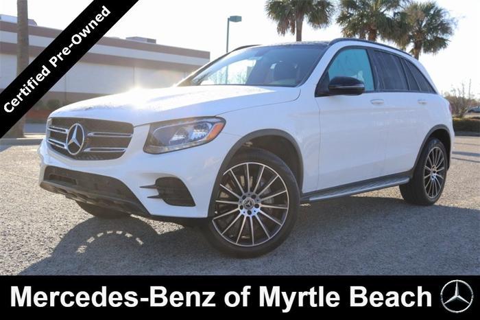 Certified 2019 Mercedes-Benz GLC 300 MYRTLE BEACH, SC ...