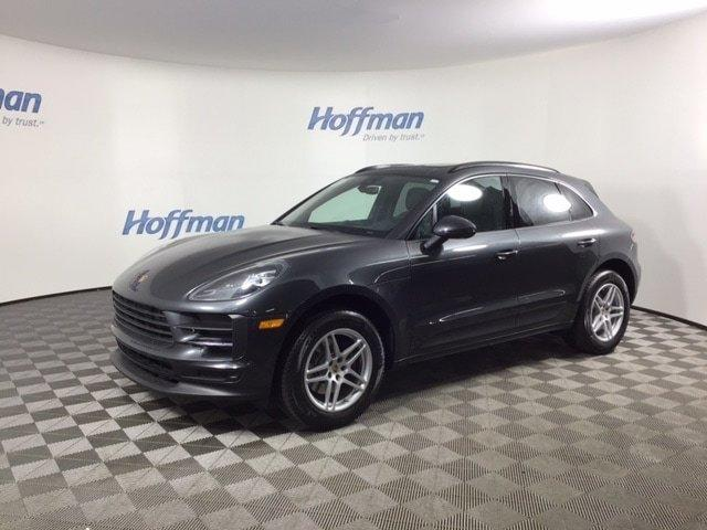 Certified 2019 Porsche Macan East Hartford, CT 06108