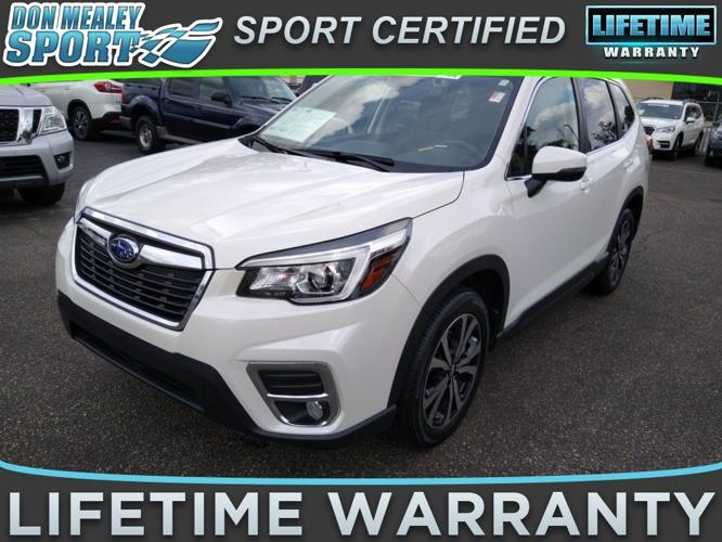 Certified 2019 Subaru Forester Limited Orlando, FL