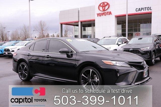 Certified 2019 Toyota Camry XSE Salem, OR 97301