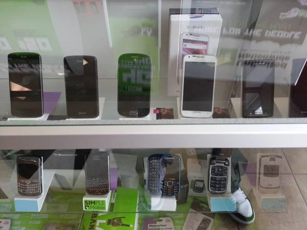 CERTIFIED PRE-OWNED PHONES FOR: T-MOBILE, AT&T,