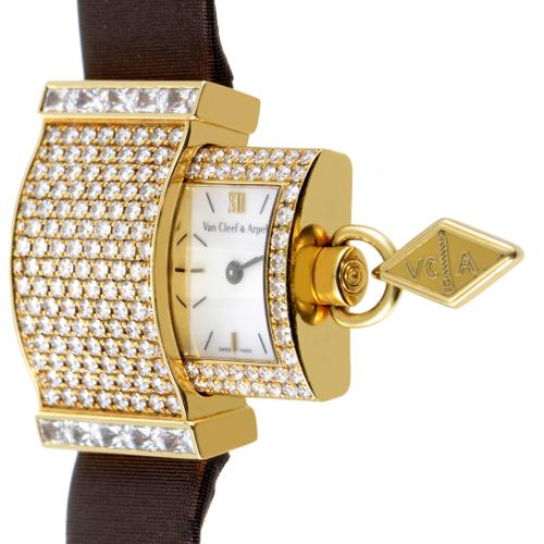 Certified Pre-Owned Van Cleef & Arpels Secret Pavée