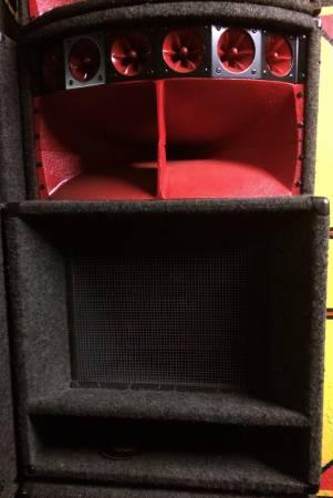 Cerwin Vega Vh 36 Horn Loaded 18 Quot 3 Way Cabinets Excellent