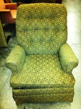 Chairs Office Chair Stuffed Chair Recliner Dining
