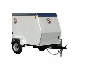 4x6 Enclosed Trailer >> Horse Trailer Bumper Pull Trailers Mobile Homes For Sale In