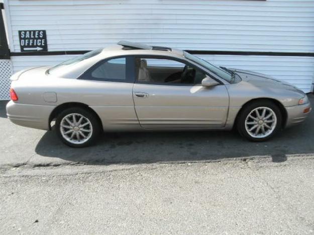 Carfax Com Dealer Login >> CHAMPAGNE 2000 CHRYSLER SEBRING LXI - Dealer: Bridgeport for Sale in Bridgeport, Connecticut ...