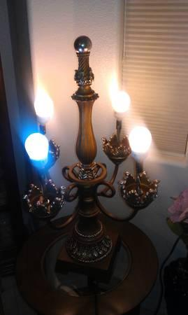 chandelier lightening - $49