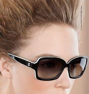 best service release info on look for CHANEL SUNGLASSES MODEL 5143 BLACK ON WHITE for Sale in Boca ...