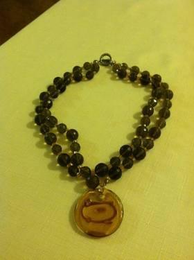 Charming Pink Pandora Bracelet with cat beads