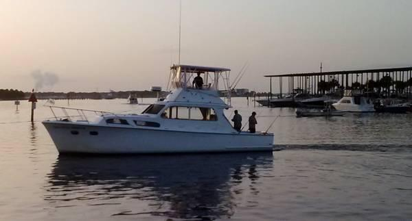 Charter Fishing Boat/Business - $25000