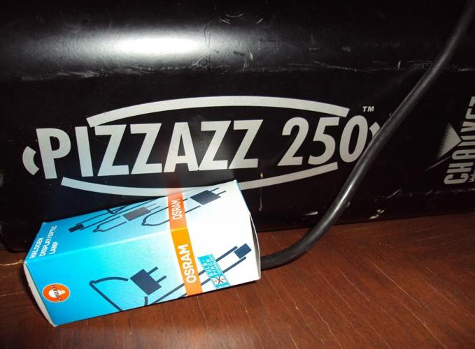 Chauvet Pizzazz 250 DJ Light