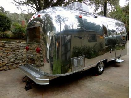 CHEAP=1967 Airstream SAFARI 19' CABIN