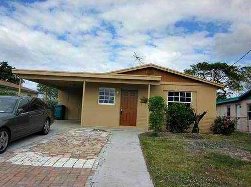 cheap house 3 bedroom 1 bath house in boynton beach for