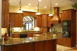Kitchen Cabinets Granite Countertops 28