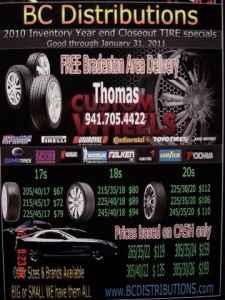 cheap tires bradenton for sale in sarasota florida