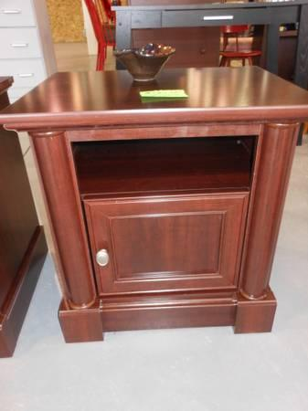 Cherry End-Table - $50