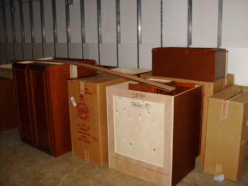 Cherry kitchen cabinets new for sale in adams county ohio for New kitchen units for sale