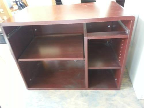 Cherry Wood Office Desk Nice For Sale In Fort Lauderdale Florida Classified