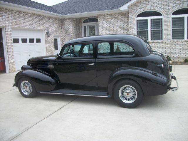 Chevrolet 1939 2 door sedan street rod 1939 sedan in for 1939 chevy 2 door sedan