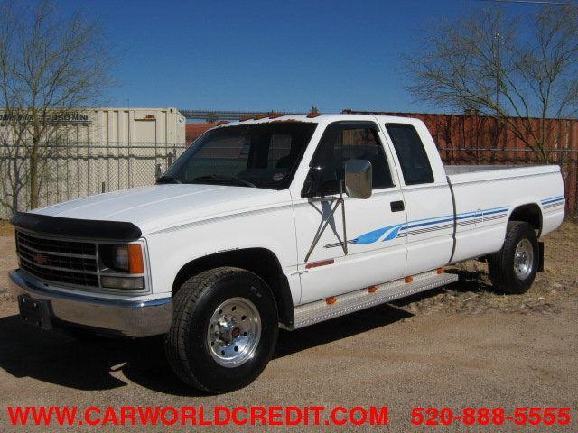 Auto For Sale Tucson Az: 1989 Chevrolet 3500 Model Car For